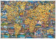 Italy M100-018 TOMAX 1000 pieces Jigsaw puzzles World Scene Dolomiti