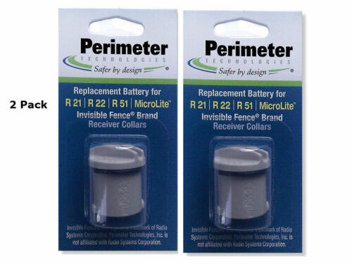 Battery Brand Compatible Perimeter Technologies Invisible Fence Collar NEW
