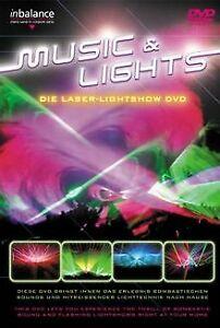 Music-and-Lights-Die-La-von-Deutsche-Austrophon-GmbH-DVD-Zustand-gut
