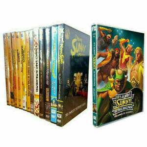 IT'S ALWAYS SUNNY IN PHILADELPHIA : complete series 1-14, DVD, FREE SHIPPING,NEW