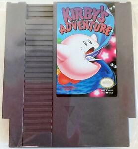 Kirby's Adventure Nintendo Entertainment System NES 1993 Video Game CARTRIDGE