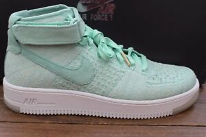 d8db911efc62 Womens Nike AF1 Air Force 1 Flyknit Trainers 818018-301 UK sz7 EU ...