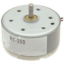 DC Motor 1.5 to 4.5 volt operation 10mA start current v