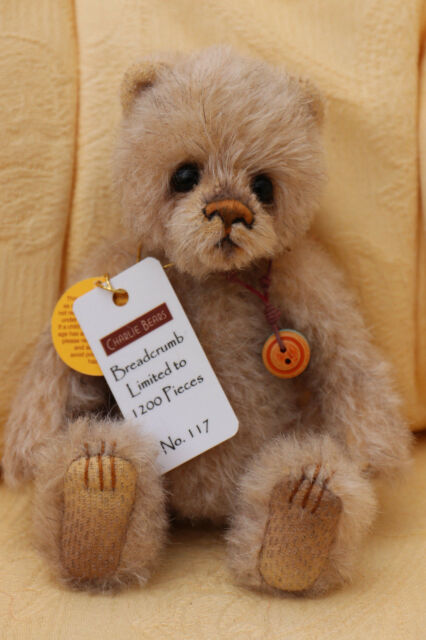 Scruff Minimo By Charlie Bears MM635214B ****SPECIAL OFFER**********