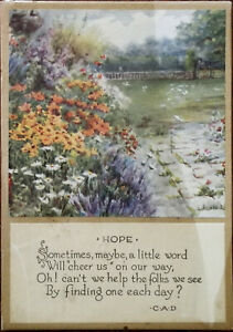 Hope-by-C-A-D-J-Salmon-Ltd-Picture-Card-1942