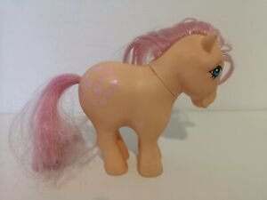 Vintage My Little Pony G1 Peachy 1982