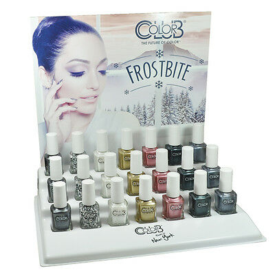 Color Club Nail Polish Lacquer Frostbite Collection 0.5floz 15ml