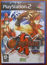 Guilty Gear X2 #Reload, PlayStation 2 PS2 PStwo, Pal-España ¡¡NUEVO A ESTRENAR!!