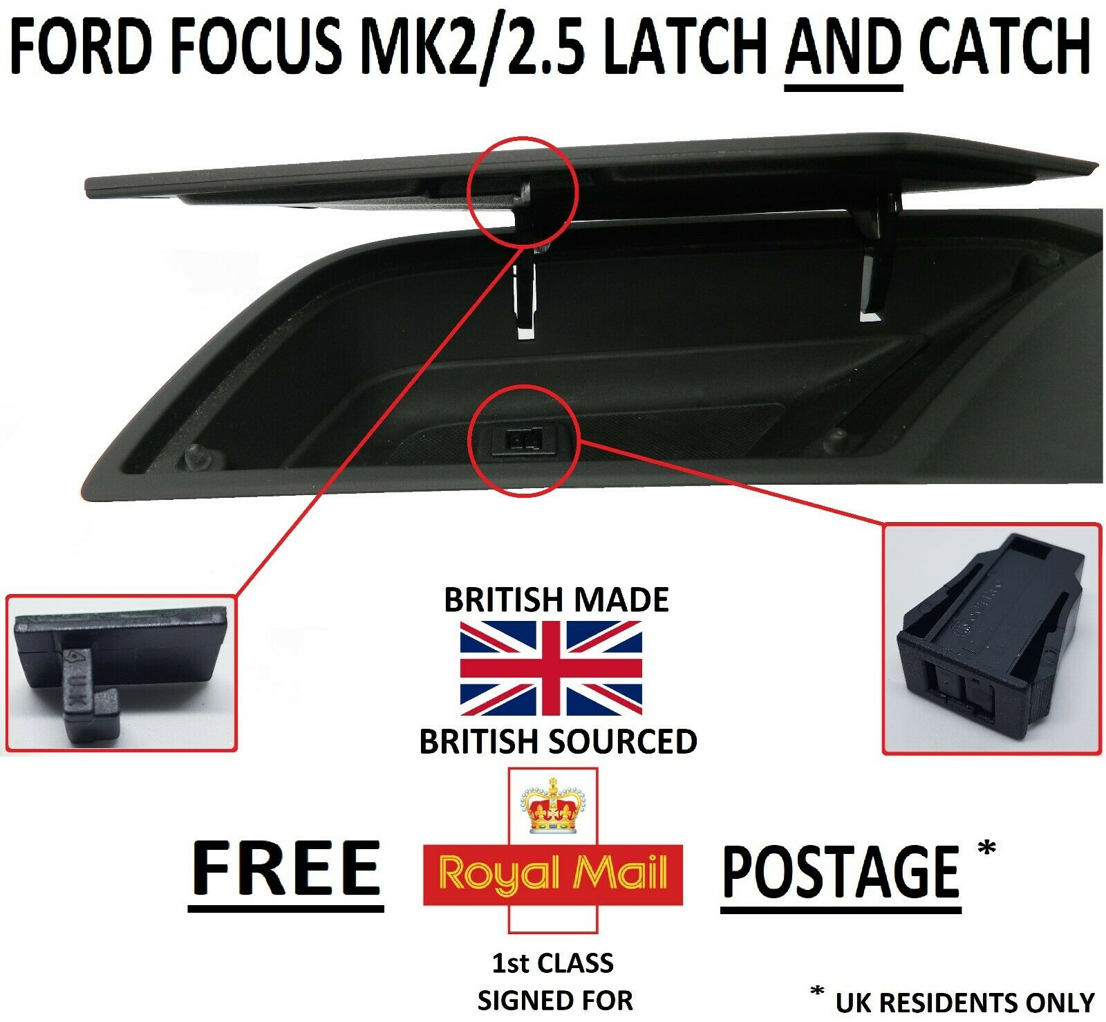 GENUINE FORD GALAXY S MAX DASHBOARD STORAGE COMPARTMENT LID COVER 1723413 ..