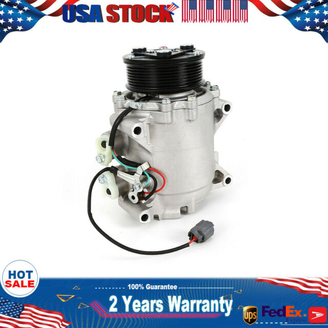 For Scion tC 2004 2005 2006 2007 2008 2009 2010 AC Compressor /& A//C Clutch