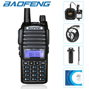 284f093e6 BaoFeng UV-82 Dual Band Two-way Radio   VHF 136-174 UHF 400-520mhz ...