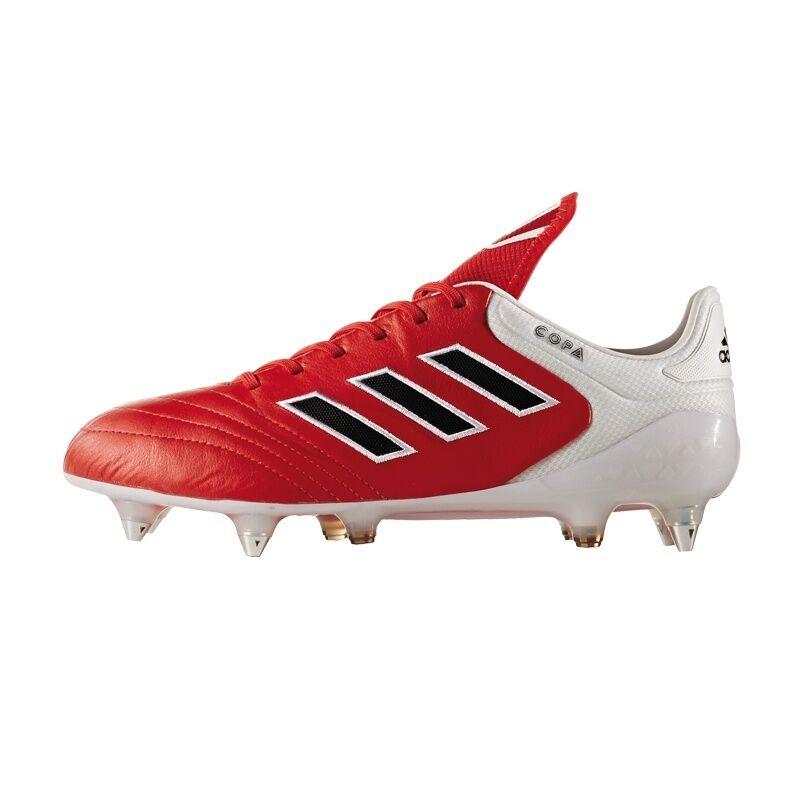 Adidas Performance Copa 17.1 SG rot weiß schwarz - Fussballschuhe S82268    Verkaufspreis
