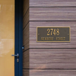 Hartford-Two-Line-Personalized-Address-Plaque