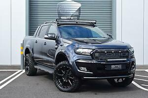 b4931cc507 FORD RANGER WILDTRAK 3.2 TDCI 4WD DOUBLE CAB SMC HAWK EDITION ...