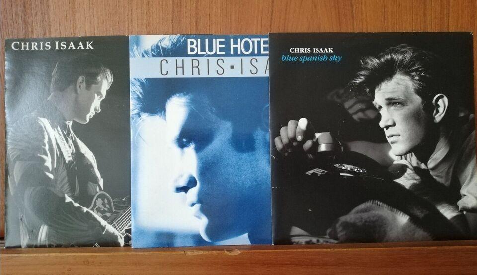 Single, Chris Isaak, Chris Isaak Singler