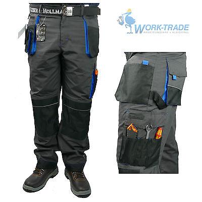 Arbeitshose Bundhose Arbeitskleidung Schutzkleidung LH Schwarz Blau Gr.46-62 NEU