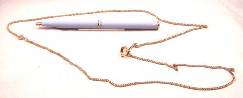 CHAIN--gold-30 inches long-RETIRED ITEM-NEW STOCK Sheaffer Fashion Ball Pen--