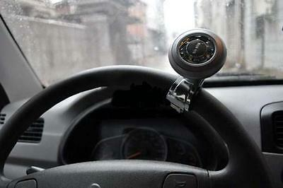 Car Steering Wheel Spinner Knob Grip Auxiliary Booster Aid Control Handle BL HOT