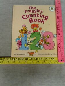 The-Fraggles-counting-book-by-Ross-Harry