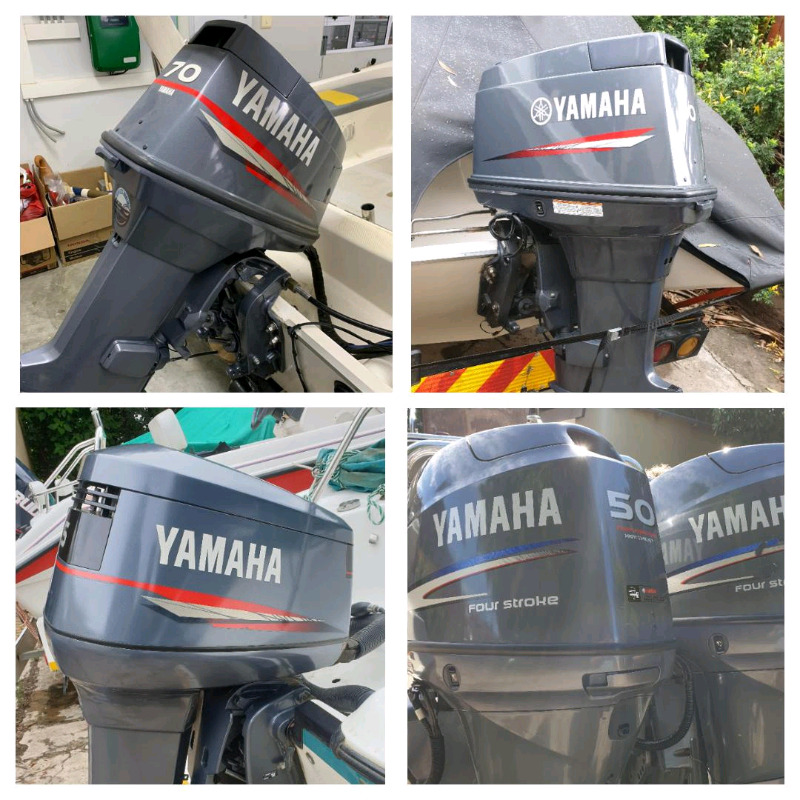 Yamaha Outboards Wanted