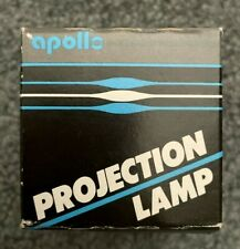 New Projection Lamp Projector Light Bulb 360w 82v Apollo Enx Vintage Dead Stock