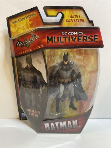 Mattel DC Comics Multiverse Batman Arkham City Action Figure