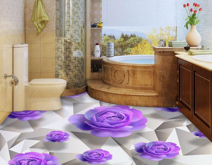 3D Blütenblätter 80 Fototapeten Wandbild Fototapete Tapete Familie DE Lemon