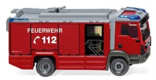 1//87 Wiking MAN TGM Euro 6 Feuerwehr Rosenbauer AT LF 0612 46
