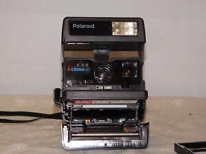 Polaroid-636-Close-Up-Instant-Camera-en-bon-etat-non-teste