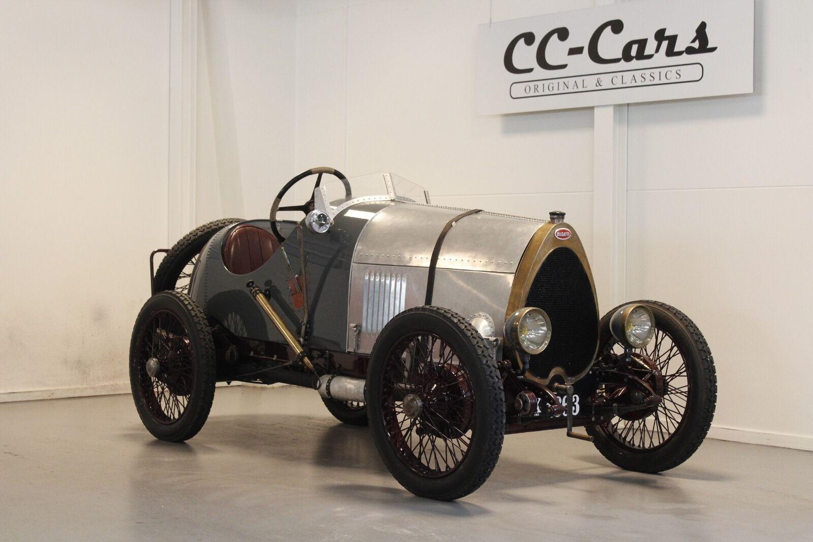 Bugatti Type 13 1,5 Open 2 seater
