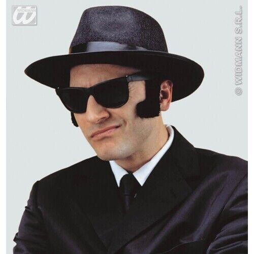 Blues Brothers Wayfare Gangster Lunettes de soleil lunettes Fancy Dress Costume Prop