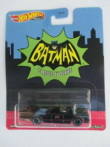 Hot Wheels Retro Entertainment Classic TV Series Batmobile