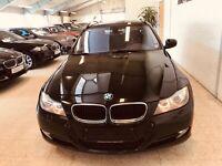 BMW 320d 2,0 Touring,  5-dørs