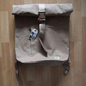 Rolltop Nudie Onesize Neu Torsson Rucksack Beige Jeans 4S1xqwPIx
