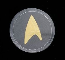 2016 Canada $200 Pure Gold Star Trek Delta Coin by RCM w. Box & COA 1500 Mintage