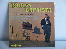 ISIDRO BAPTISTA e o seu acordeao Festa grava em santarem ... ORFEU 6138