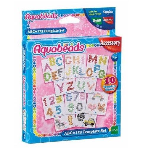Aquabeads Graue Perlen Nachfüll Set 600 Ersatzperlen Basteln Spielzeug 32648