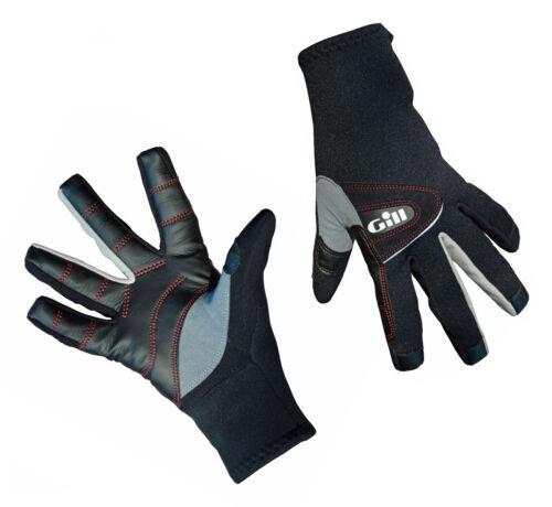 Gill Unisex Segelhandschuhe 3 Seasons Gloves wärmend lange Manschette vorgeformt