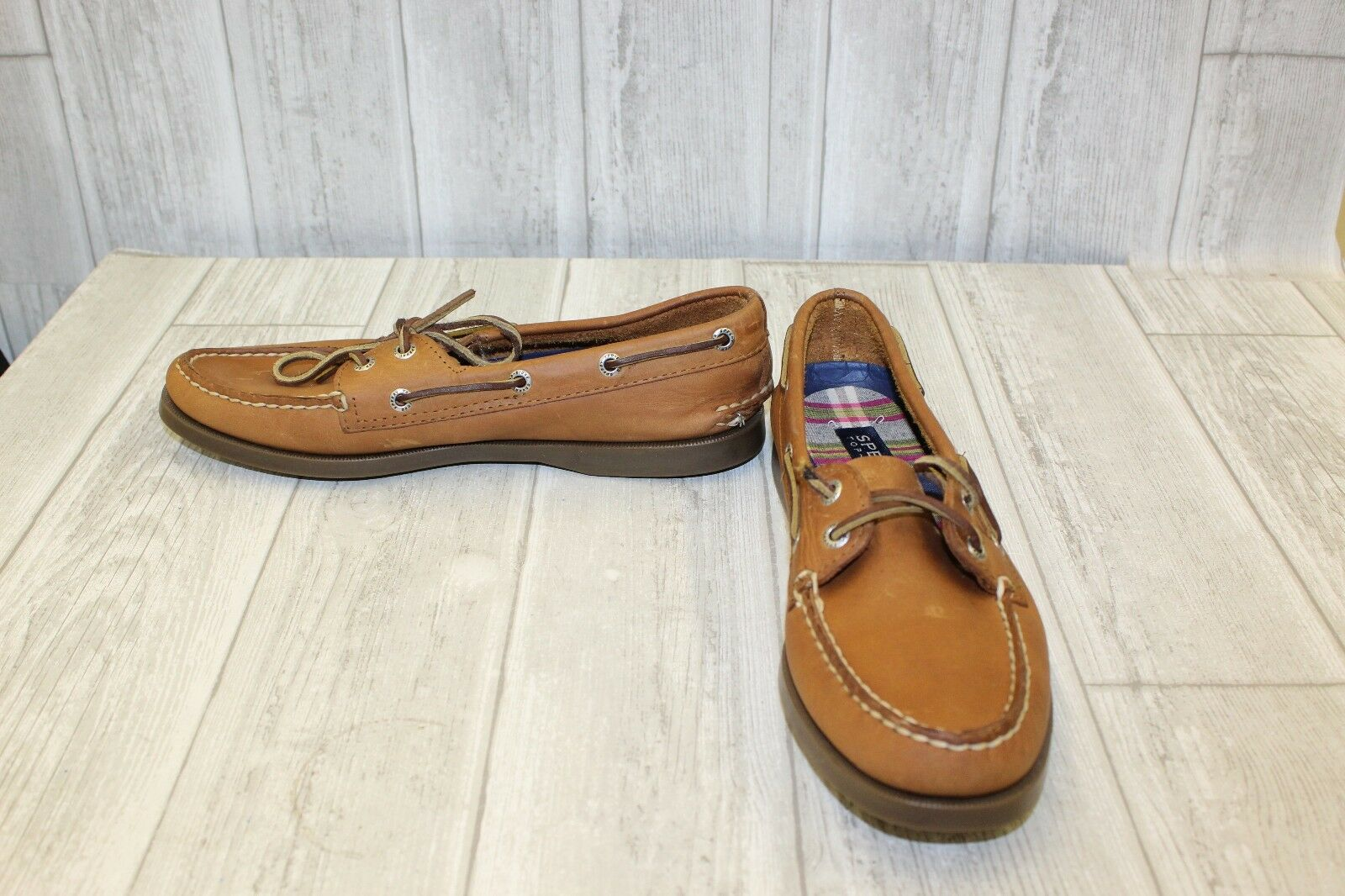Sperry Authentic Original 2 Boat shoes - Women's Size 10S - Brown