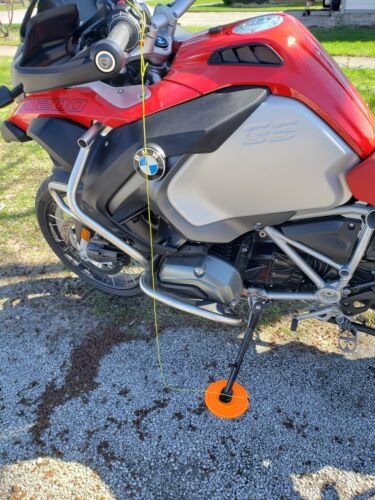 Harley-Davidson Motorcycle Kickstand Pad