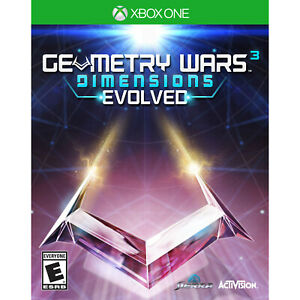 Geometry Wars 3: Dimensions Evolved Xbox One [Brand New]