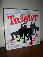 TWISTER WITH 2 MORE MOVES - The Game That Ties You Up In Knots 2012 NEW Toys
