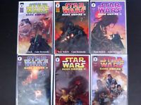 STAR WARS DARK EMPIRE II COMPLETE SET 1 - 6  DARK HORSE COMICS JEDI NM