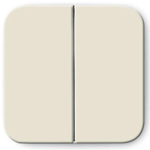 Busch chasseur Interrupteur prises cadre up Duro 2000 si blanc crème librement au choix