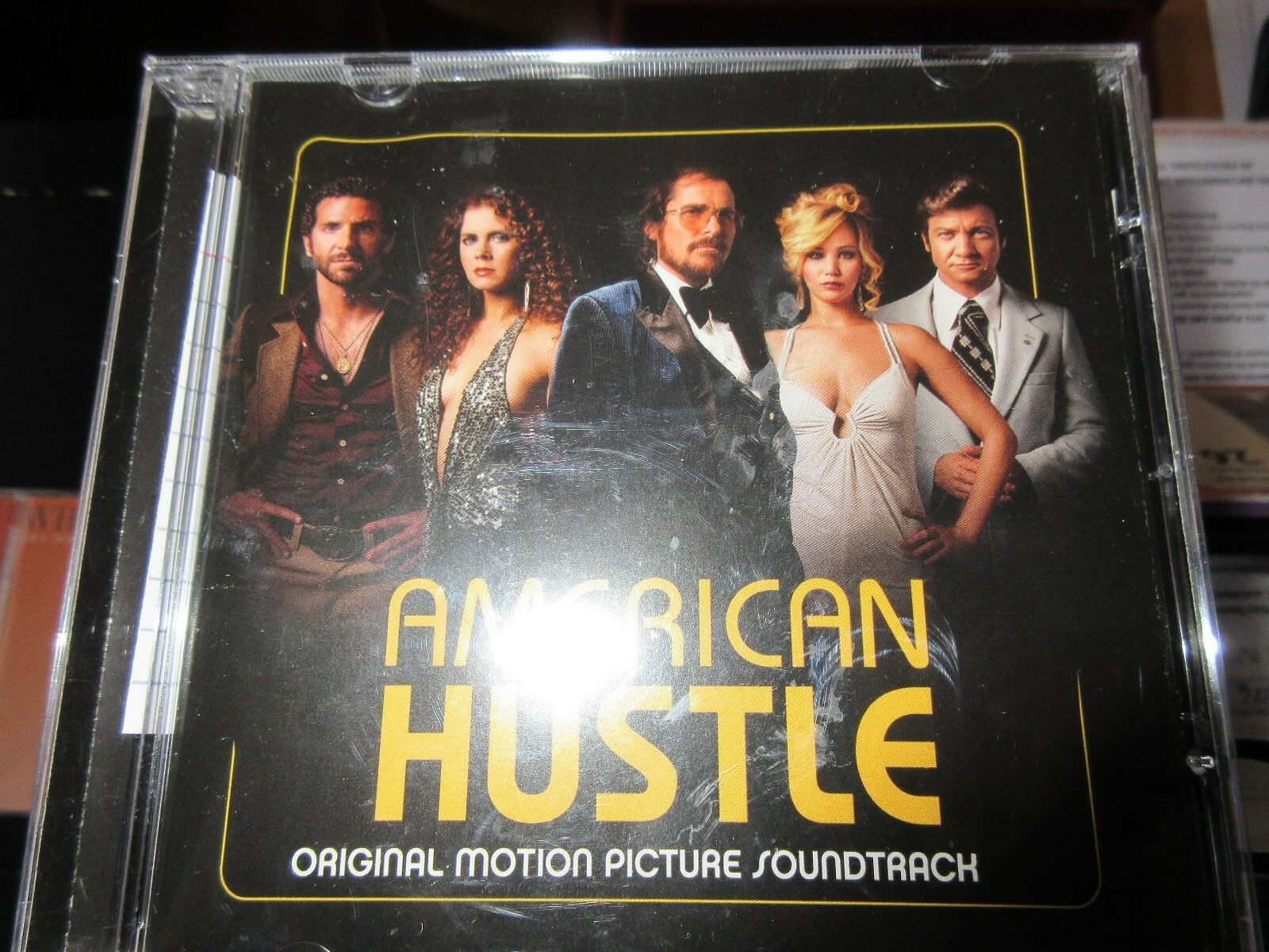 American Hustle , Original Motion Picture Soundtrack ,