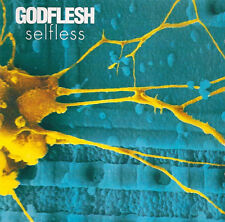 GODFLESH - Selfless LP - Black Vinyl - SEALED new copy - CLASSIC