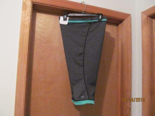 Many Color size 2XL XL L,M Sport  Capri Leggings Pants  GAP FIT Reg Stretch,N