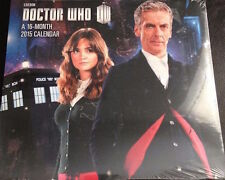 Doctor Who Tv Series 16 Month 2018 Wall Calendar Ebay