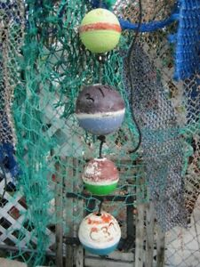 Authentic Florida Crab Lobster Buoys Fishing Floats ...