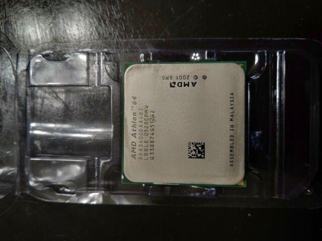Amd Athlon 64 3400 2 2ghz Ada3400daa4bz Processor For Sale Online Ebay